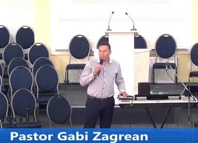 Pastor Gabi Zagrean