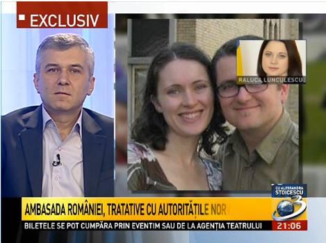 Antena 3 Daniel Bodnariu si decizia MAE fata de cazul fam. Bodnariu 19 dec 2015