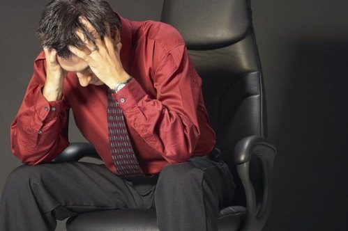 preacher man pastor stressed discouraged